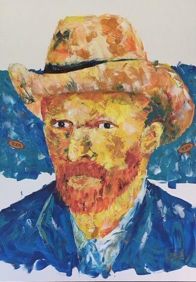 Aurino Jottar, 'Vincent Van Gogh', 2019