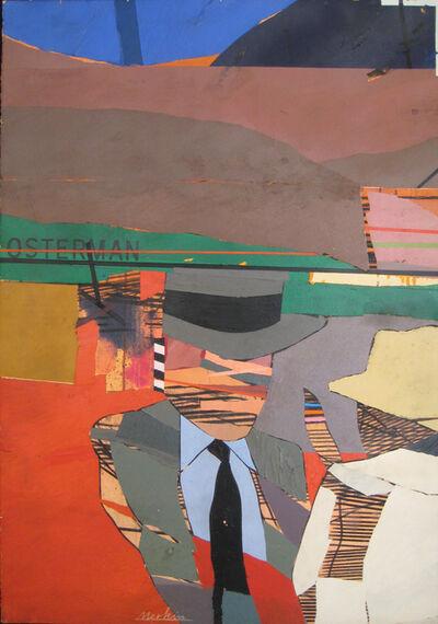 Richard Merkin, 'Osterman', 1972