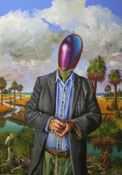Bill Mead, 'Egghead', 2015