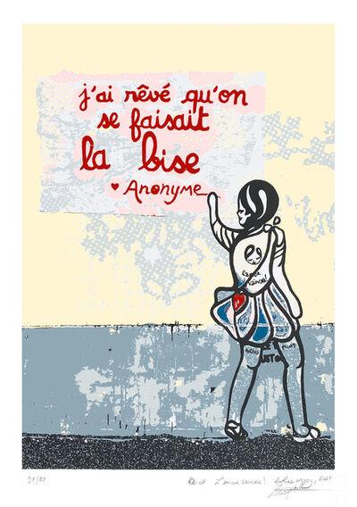Anthea Missy, 'La Bise', 2021