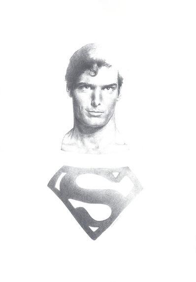 Sanjulian Jr. (Manuel Pérez), 'Cristopher Reeve - Superman', 2016