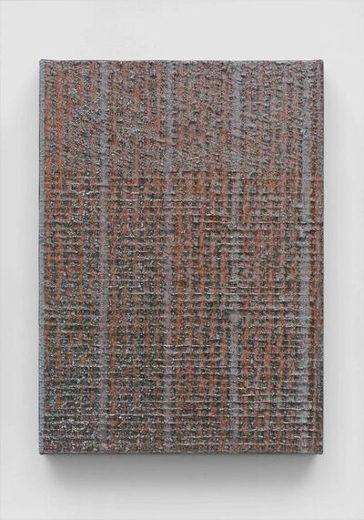 Chi Qun 迟群, 'Bisect - Red and Gray', 2019