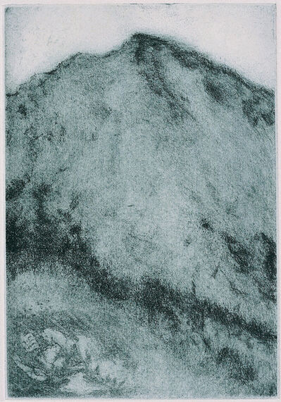 Celia Paul, 'My Mother and the Mountain', 2005