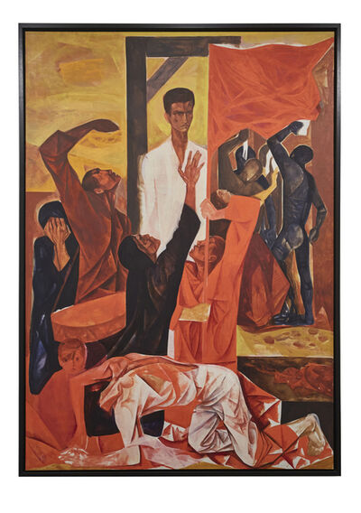 Mahmoud Sabri, 'The Hero', 1963