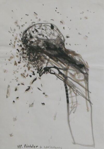 Walter Pichler, 'Insektenkopf, 12.7.80', 1980