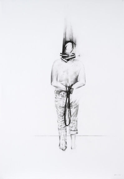 Bernardí Roig, 'Practices To Suck the Light (Drawing V)', 2013