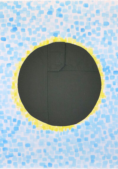 Margarita Cabrera, 'Es Imposible Tapar El Sol Con Un Dedo - It is impossible to cover the sun with one finger.', 2018