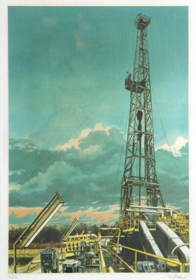 Tom Blackwell, 'Oil Well', 1981