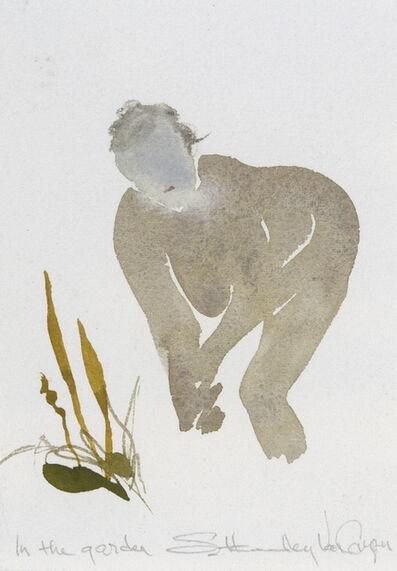 Susan Headley Van Campen, 'In the Garden'