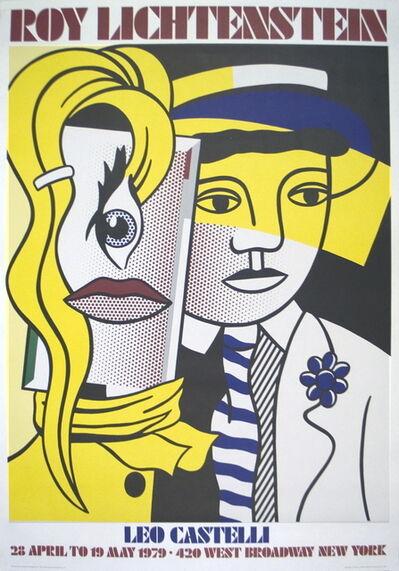 Roy Lichtenstein, 'Stepping Out', 1977