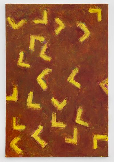 Pat Passlof, 'Untitled', 1999