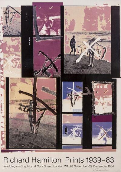 Richard Hamilton, 'Waddington Gallery Poster (Not in Lullin)', 1984