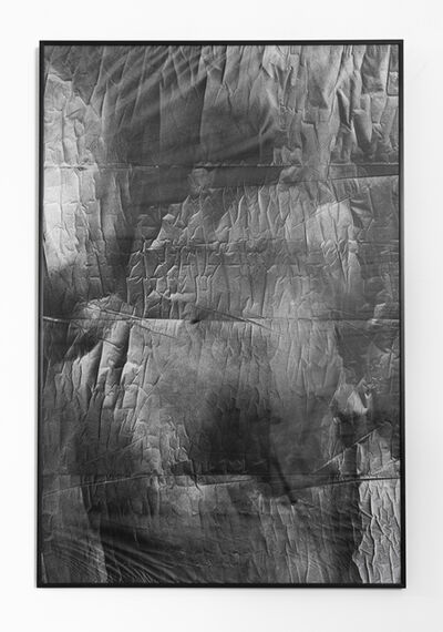 Ismael Iglesias, 'pliegue 010', 2016