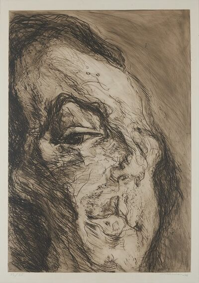 Marwan (Marwan Kassab-Bachi), 'Untitled ', 1976
