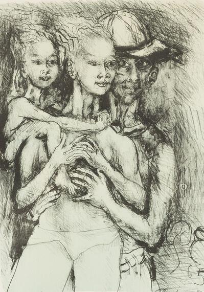 Philip Evergood, 'Family', 1965