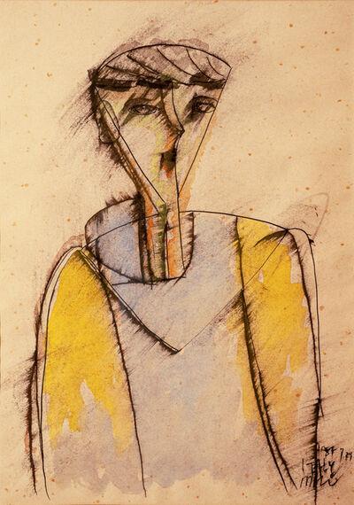 Tetsuo Mizu, 'Woman Figure', 1987
