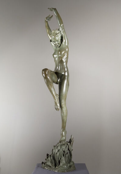 Harriet Whitney Frishmuth, 'Joy of Waters, Fountain', 1917