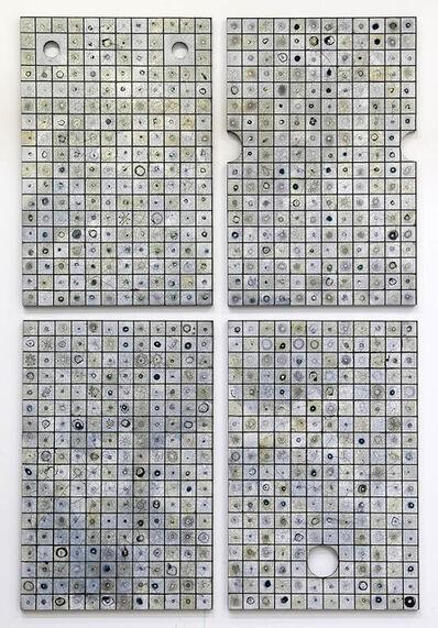 Julia Morison, 'Omnium Gatherum (39-42)', 2018