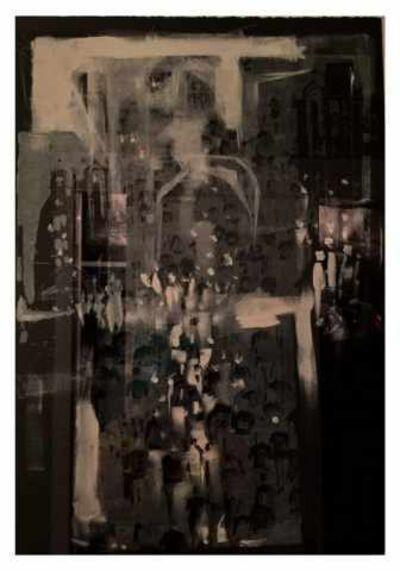Alakananda Mukerji, 'Pilgrimage ', 2017