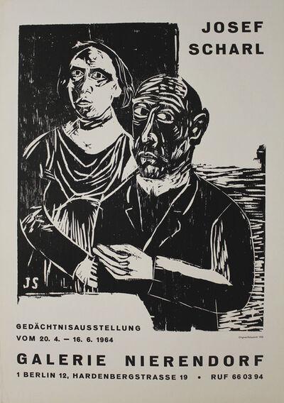 Josef Scharl, 'Paar', 1935