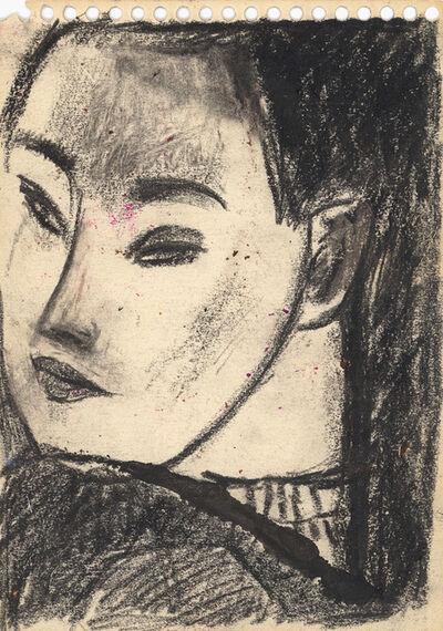 Will Barnet, 'Early Study of Elena'
