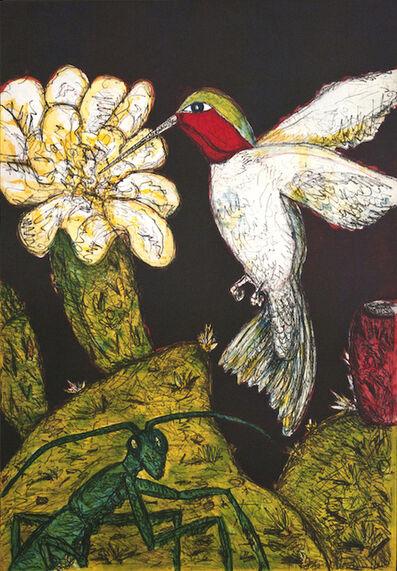 Frank X. Tolbert, 'Ruby-Throated Hummingbird ', 2016