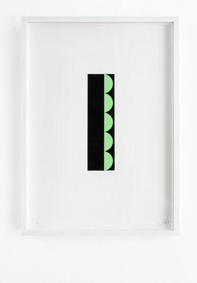 Cedric Christie, 'Green', 2015