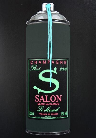 Campbell La Pun, 'Salon Neon 2002', 2021