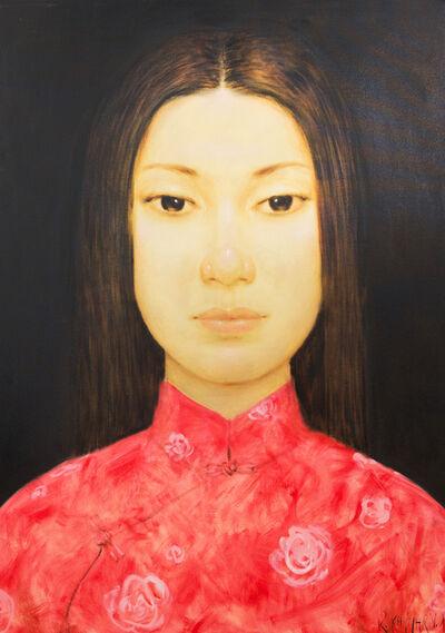 Rukying Khymarn, 'The presence ', 2017