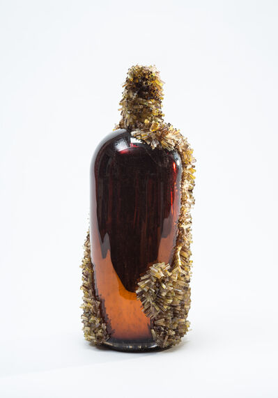 Laura Kramer, 'ENCRUSTED SHIPWRECK MALLET BOTTLE', 2016
