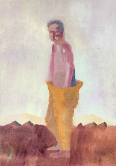 Ben Risk, 'In a field ', 2019