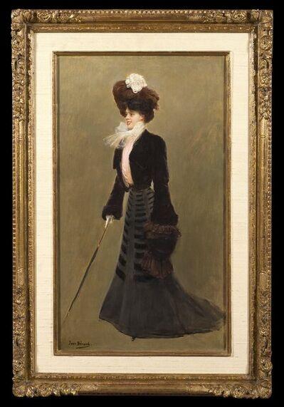 Jean Béraud, 'Une Parisienne', ca. 1900