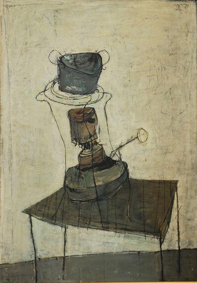 Yosl Bergner, 'Kerosene Stove ', 1958