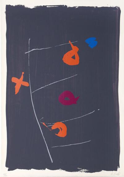 Kikuo Saito, 'Beggar's Ladder', 1980