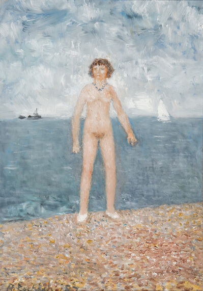 Richard Eurich, 'The Girl', 1987