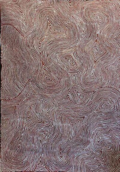 Warlimpirrnga Tjapaltjarri, 'Untitled - Kanapilya', 2018