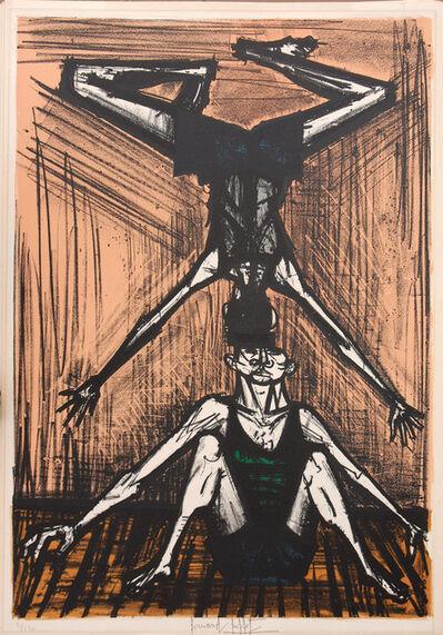 Bernard Buffet, 'Two Acrobats', 1968