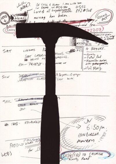 Paul McDevitt, 'Notes to Self (13 Nov 12)', 2012
