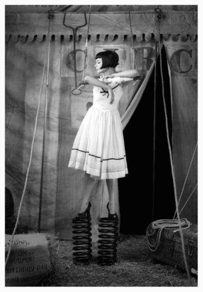 Charles Dwyer, 'Sara- Cirque'