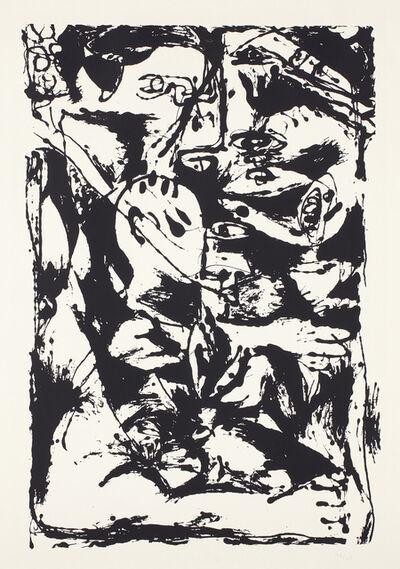 Jackson Pollock, 'Untitled (P 29)', 1951/1964