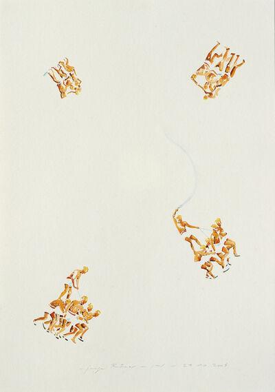 Norbert Bisky, 'Junger Roemer', 2004