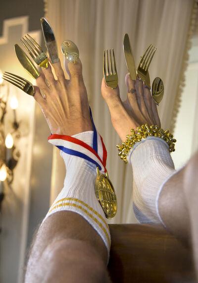 Emilio Bianchic, 'Winner Chicken Dinner', 2018
