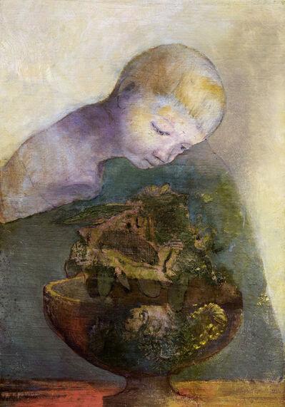Odilon Redon, 'La Coupe du devenir (The Chalice of Becoming)', 1894