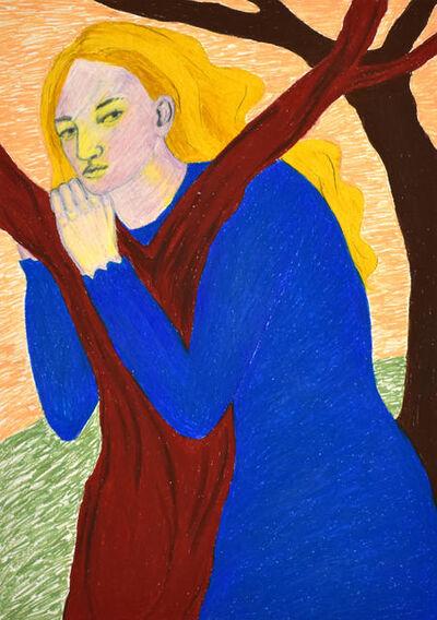 Rebecca Sammon, 'Woodland Embrace', 2021