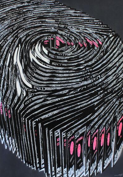 Kurar, 'Human finger print IV', 2018