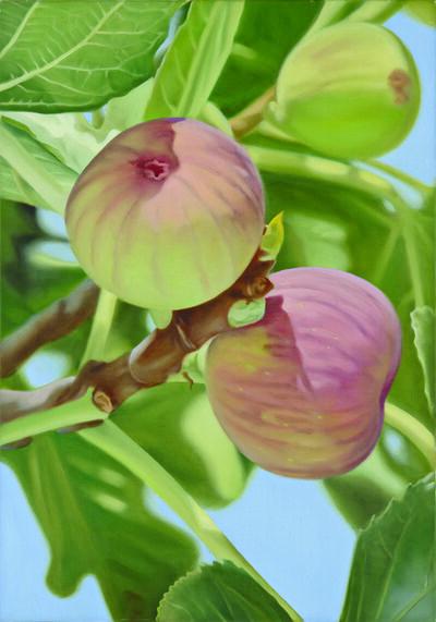 Mustafa Hulusi, '3 Figs', 2008