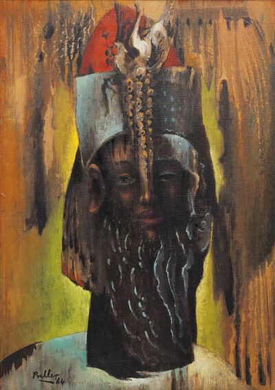Alexis Preller, 'Priest King', 1964