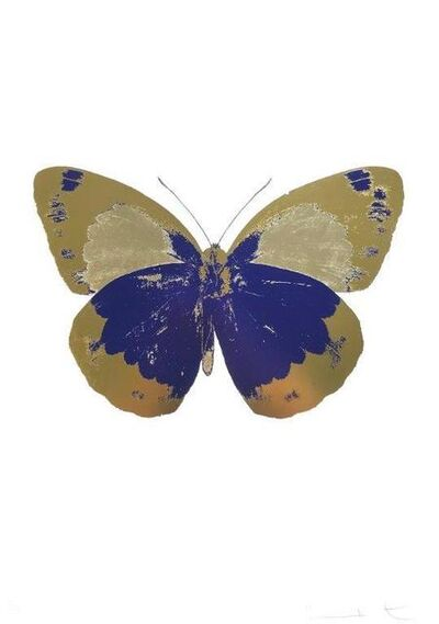 Damien Hirst, 'The Souls II - Westminster Blue Oriental Gold Cool Gold', 2010