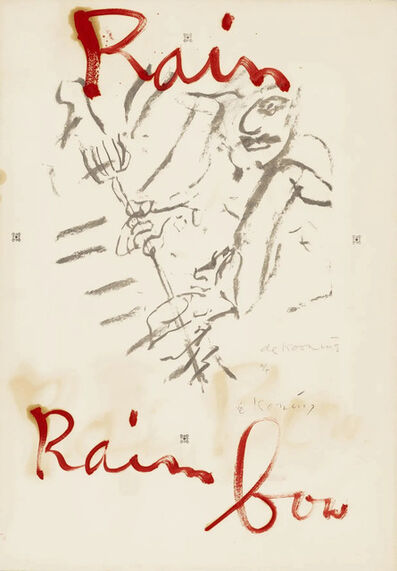 Willem de Kooning, 'Untitled (Rainbow)', Unknown