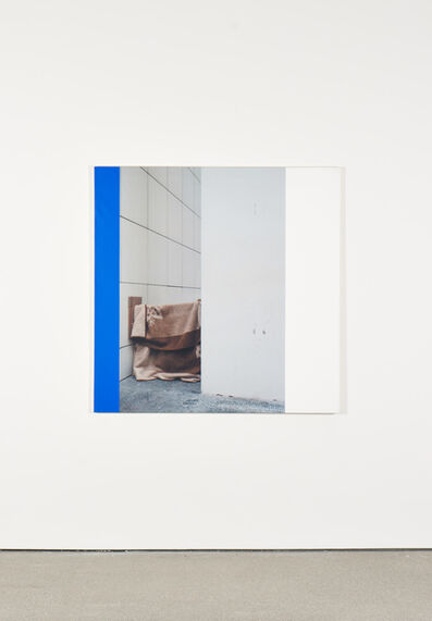Ian Wallace, 'MACBA Exterior I', 2009